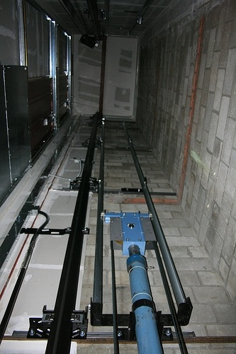 Residential Hydraulic Lifts : Salzgitter hyderaulics pvt ltd compact lifts and